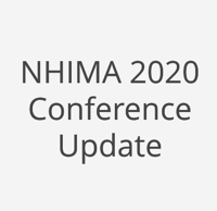 NHIMA 2020 Conference Update