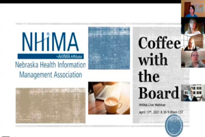 NHIMA Coffee with the Board – April 13th, 2021 Meeting Recording